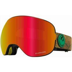 gogle snowboardowe DRAGON - Dr X2 Bonus Irie Llredion+Llrose (009) rozmiar: OS