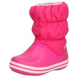 Crocs Śniegowce 'Winter Puff Boot Kids' różowy