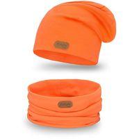Zestawy dodatków dla dzieci, Wiosenny komplet PaMaMi - Pomarańczowy - Pomarańczowy