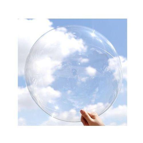 Pozostałe wyposażenie domu, Balon kula przeźroczysty - 45 cm