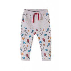 Spodnie niemowlęce dresowe 5M3502 Oferta ważna tylko do 2022-01-21