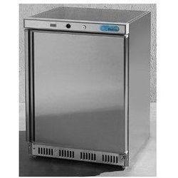 Szafa chłodnicza ze stali nierdzewnej   130L   +2/+8°C   600x585x(H)855mm