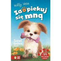 Książki dla dzieci, Zopiekuj się mną Supeł, niesforny pupil - Holly Webb (opr. miękka)