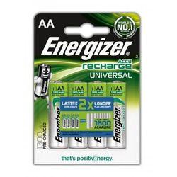 Akumulatory ENERGIZER Universal AA 1300mAh 4szt.