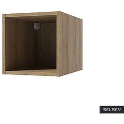 SELSEY Półka łazienkowa Kried kwadratowa 30x30 cm