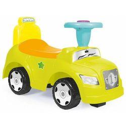 DOLU chodzik dziecięcy 2w1 - auto, zielony