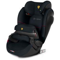 CYBEX Pallas M-fix SL 2019 Ferrari Victory Black