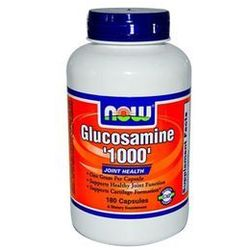 NOW Foods Glucosamine '1000' HCL- Glukozamina, 180 tabl