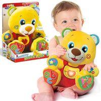 Interaktywne dla niemowląt, Interaktywny Misiek Lelek