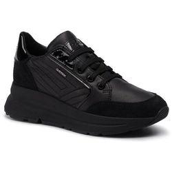 Sneakersy GEOX - D Backsie A D94FLA 08522 C9999 Black