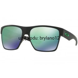 Okulary Oakley TwoFace XL Matte Black Jade Iridium OO9350-08