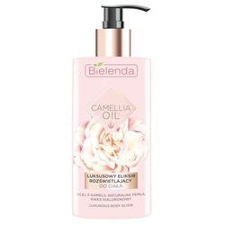Bielenda Camellia Oil, 150 ml. Luksusowy Eliksir rozświetlający do ciała