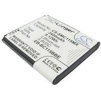 Akumulatory do aparatów, Samsung Galaxy K zoom / EB-BC115BBC 2400mAh 9.12Wh Li-Ion 3.8V (Cameron Sino)
