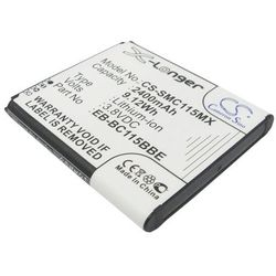 Samsung Galaxy K zoom / EB-BC115BBC 2400mAh 9.12Wh Li-Ion 3.8V (Cameron Sino)