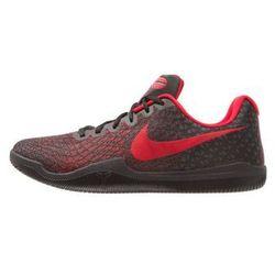 Nike Performance MAMBA INSTINCT Obuwie do koszykówki black/university red/anthracite