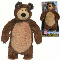 Simba 109301083 Masza i Niedźwiedź Śmiejący Misza