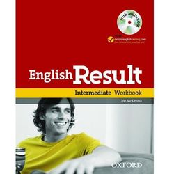 English Result Intermediate Ćwiczenia + MultiROM (opr. miękka)