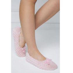 Pantofle Model Queen Pink - Aruelle