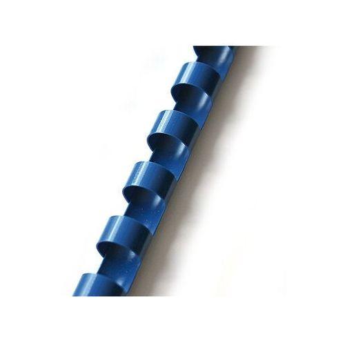 Grzbiety do bindownic, Grzbiety do bindowania 6 mm, oprawa do 25 kartek