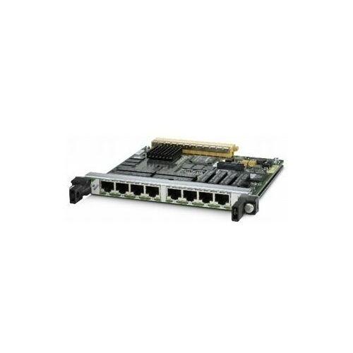 Pozostały sprzęt sieciowy, SPA-8XCHT1/E1 8-port Channelized T1/E1 to DS0 Shared Port Adapter