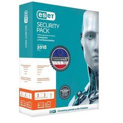 Eset Security Pack kontynuacja na 3 PC + 3 smartfony 12m-cy