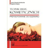 Pedagogika, Technik usług kosmetycznych Przygotowanie do egzaminu (opr. miękka)