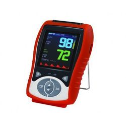 Pulsoksymetr Profess dla noworodków i dorosłych, z pomiarem temperatury