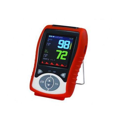 Pulsoksymetry, Pulsoksymetr Profess dla noworodków i dorosłych, z pomiarem temperatury