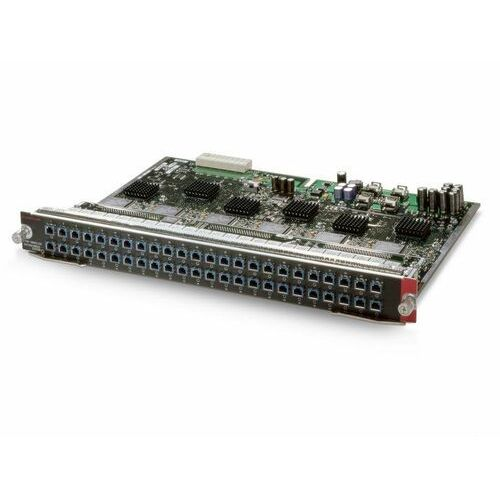 Routery i modemy ADSL, WS-X4148-FX-MT Catalyst 4500 FE Switching Module, 48-100FX MMF(MTRJ)