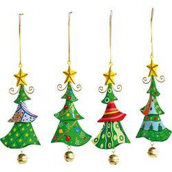 Choinki świąteczne, Ozdoby choinkowe i świąteczne