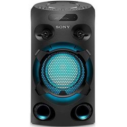 Power audio SONY MHC-V02 Czarny + Zamów z DOSTAWĄ JUTRO!