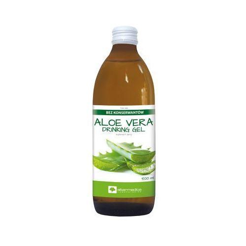 Pozostałe odchudzanie, Aloe Vera Drinking Gel - AlterMedica 500 ml Kurier: 13.75, odbiór osobisty: GRATIS!