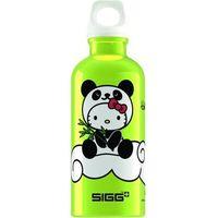 Butelki do karmienia, SIGG - Butelka Hello Kitty Panda Lime