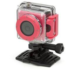 Kamera Kondor Splash Różowy (KW KVSPLASHPI) Darmowy odbiór w 21 miastach!
