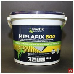 Bostik Miplafix 800 - klej do LVT