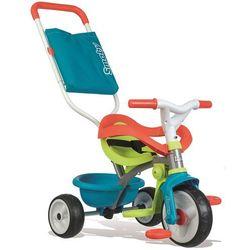 Smoby dziecięcy rowerek trójkołowy