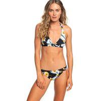Stroje kąpielowe, strój kąpielowy ROXY - Dr Da Fh Fb J Anthracite Tropical Love S (KVJ6) rozmiar: M