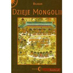 Dzieje Mongolii (opr. broszurowa)