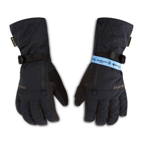 Rękawice ochronne, Rękawice narciarskie DAKINE - Titan Glove GORE-TEX 10003184 Black