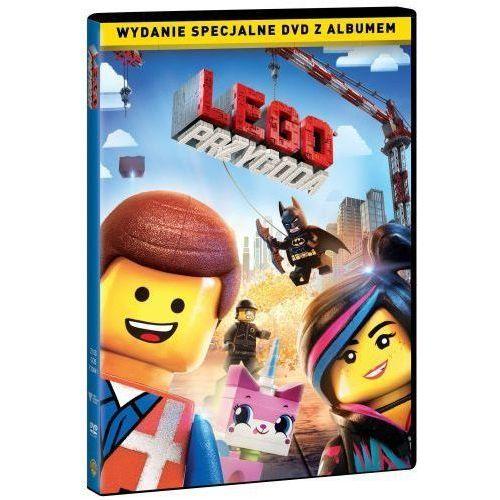 Bajki, FILM LEGO® PRZYGODA Edycja specjalna z książką dla fana