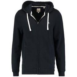 Jack Wills PINEBROOK ZIP UP HOODIE Bluza rozpinana black