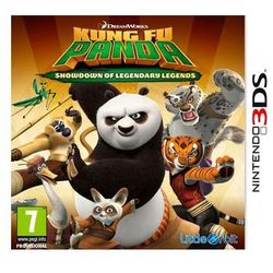 Kung Fu Panda: Showdown - Nintendo 3DS - Akcja