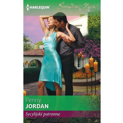 E-booki, Sycylijski patronne - Penny Jordan