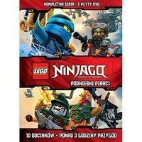 Pakiety filmowe, FILM LEGO® NINJAGO: PODNIEBNI PIRACI. PAKIET (2DVD)