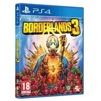 Gry na PS4, Borderlands 3 (PS4)