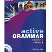 Językoznawstwo, Active Grammar Level 2 With Answers (opr. miękka)