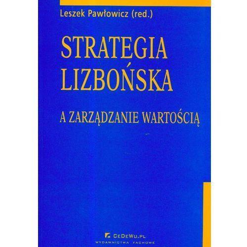 Biblioteka biznesu, Strategia lizbońska a zarządzanie wartością (opr. miękka)