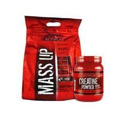 Zestaw ACTIVLAB Mass Up 3500g + Creatine Powder 500g Najlepszy produkt Najlepszy produkt tylko u nas!