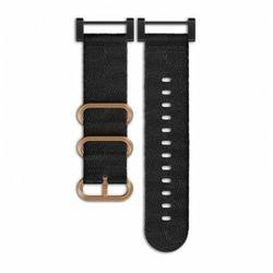 Pasek Suunto Essential Copper Black Textile Strap Komplet
