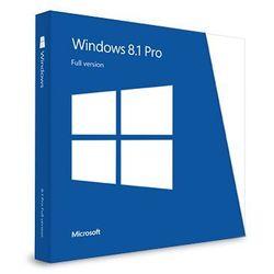 Windows 8.1 Professional, certyfikat elektroniczny (ESD) 32/64 bit